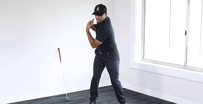 Understanding the pivot and movement of the body