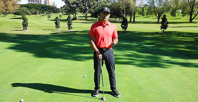 Putting to a tee – Short putts